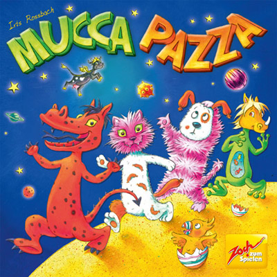 Mucca Pazza Cover