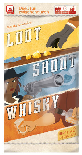 3613 Loot Shoot Whiskey DE front 3D PRINT w Kopie