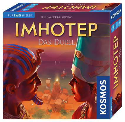 Kosmos Imhotep Duell
