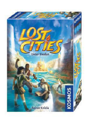 Kosmos Lost Cities Rivalen
