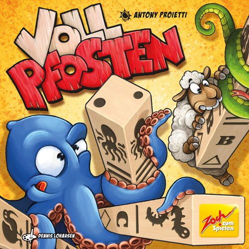 Vollpfosten Cover Zoch